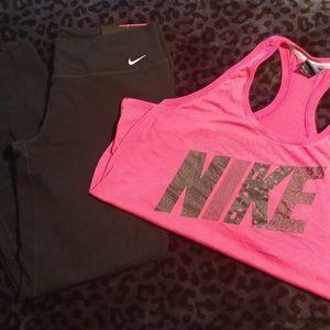 Pants - Nike workout bundle